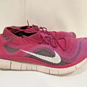 f10640b616b83 Nike Shoes - Nike Free Flyknit 615806-510 Sz 10 Shoes For Women